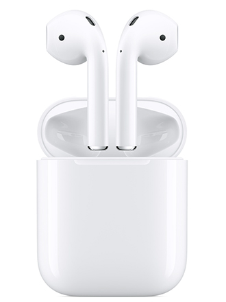 Your iPhone 7 is compatible with wireless AirPods
