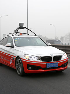 Making self-driving cars a reality - Baidu and NVIDIA team up to develop new AI platform
