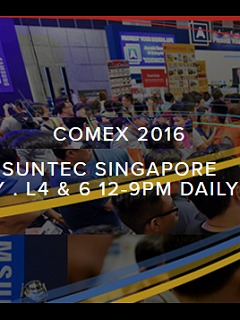 Comex 2016 - Opening day live updates!