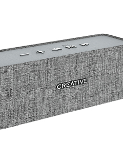 Creative launches new portable speakers in time for Comex 2016