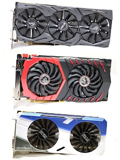 A feature on ASUS ROG Strix GeForce GTX 1080 OC
