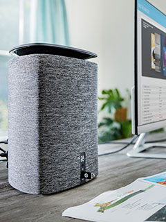 The HP Pavilion Wave is a desktop PC masquerading as a speaker