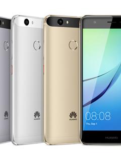 Huawei debuts Nova and Nova Plus phones at IFA 2016