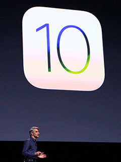 iOS 10 outpaces iOS 9 adoption, on 14.5 percent of iOS devices in 24 hours
