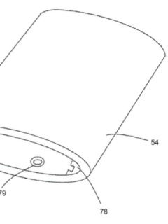 Apple has a patent for an all-glass, water-resistant iPhone