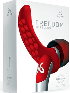 Jaybird launches their fifth generation of wireless sports buds, the Freedom