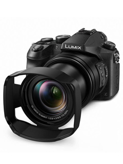 Panasonic's new Lumix cameras include large sensors and fast lenses