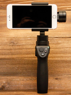 DJI Osmo review: Make your smartphone videos steadier than the Bourne movies