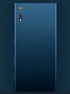 Sony debuts Xperia XZ with triple image sensing technologies