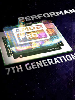 AMD reveals first PCs with seventh-generation Bristol Ridge PRO APUs