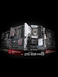 ASUS to support next generation LGA 1151 socket processors