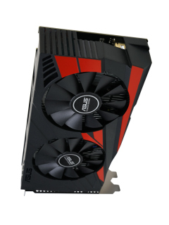 ASUS Expedition GeForce GTX 1050 Ti: The underdog cometh (Updated)
