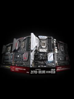 ASUS motherboards now support Intel 7th generation Core processors