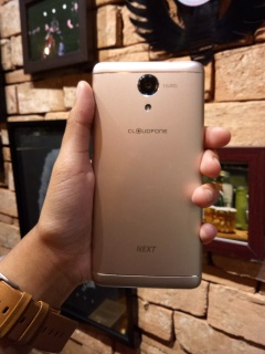 CloudFone unveils Next smartphone with Qualcomm Snapdragon 430 processor, 4GB RAM