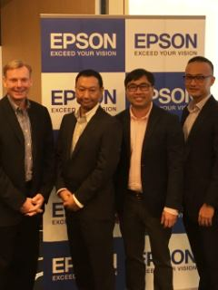 Epson sees continued growth in SE Asia a result of focus on business sectors