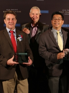 Emerson Network Power wins Asia Pacific Frost & Sullivan Leadership awards