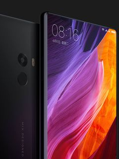 The Mi MIX is Xiaomi's largest flagship phone, ever