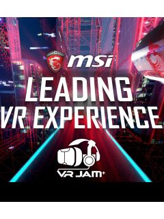 MSI's to host VR Jam once more with a US$80,000 prize pool