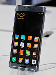 Here's our hands-on session with the Xiaomi Mi Note 2