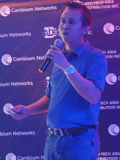 Neotech Asia, Cambium Networks launch new Cloud-managed Wi-Fi solutions