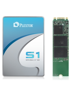 Plextor announces its last MLC SSD, the S1 series