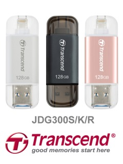 Transcend launches new Lightning lineup for latest iOS devices