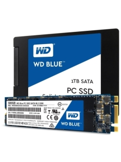 WD Blue and WD Green SSDs announced