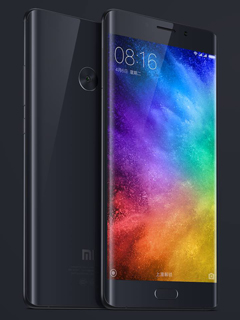 Xiaomi's Mi Note 2 has 'two-sided dual-curved' body and 6GB of LPDDR4 RAM