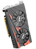 ASUS Expedition GeForce GTX 1050 Ti