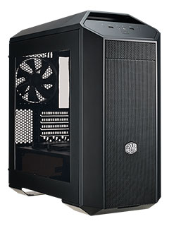 The Cooler Master MasterCase Pro 3 brings more customization options to mATX systems