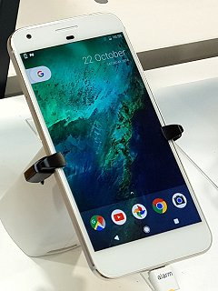 Spotted in Australia: Google Pixel smartphones in retail