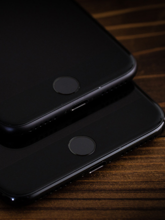 The iPhone 7 has a hidden onscreen Home Button