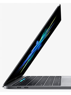 Apple has a new 13-inch and 15-inch MacBook Pro with a Touch Bar