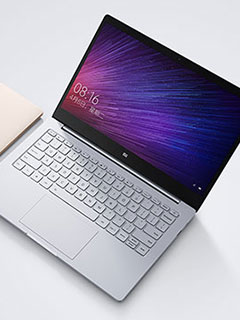First impressions of the Xiaomi Mi Notebook Air