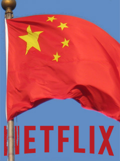 Netflix delays China launch; will license shows instead