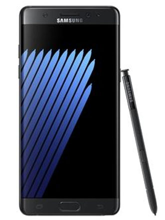 Note7 users may get discount when upgrading to the Galaxy S8 or Note8