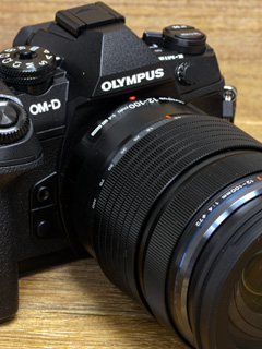 In pictures: The new Olympus OM-D E-M1 Mark II flagship camera