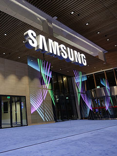 The first company to begin mass production of a 10nm SoC is Samsung