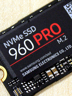 Samsung SSD 960 Pro (512GB) review