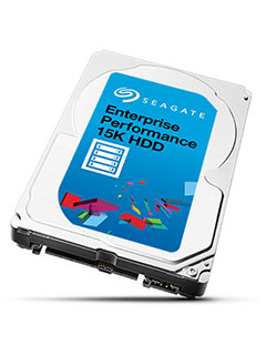 New Seagate Enterprise Performance 15K HDD v6 drives offer speedy performance