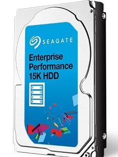Seagate launches industry's fastest and highest-performing hard drive