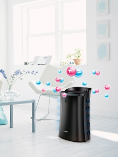 Sharp Plasmacluster Air Purifier with Mosquito Catcher: Your protection against diseases