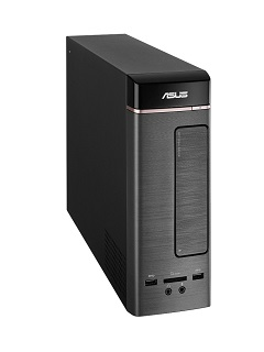 ASUS K20 desktop PC upgrades your modern home with style and elegance