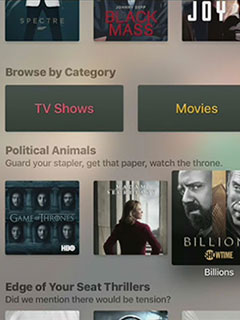 The new Apple TV app puts all your movies and TV serials in one place
