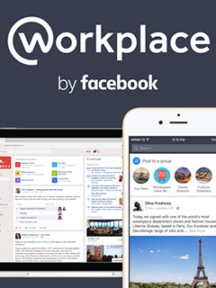 Facebook Workplace makes it okay to use Facebook while at work