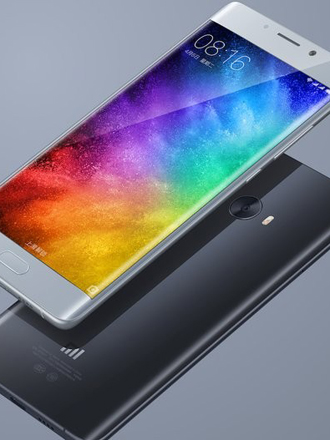 Xiaomi unveils Mi Note 2 with curved OLED display, Snapdragon 821 & up to 6GB RAM