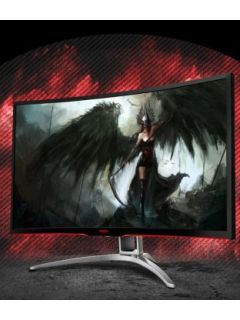 AOC's AGON series of monitors is now in Malaysia