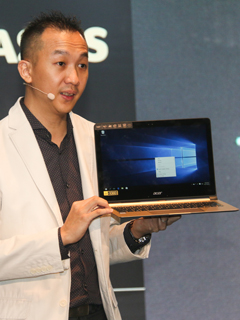Acer launches the Swift 7, Swift 3, and Spin 5 notebooks in Malaysia