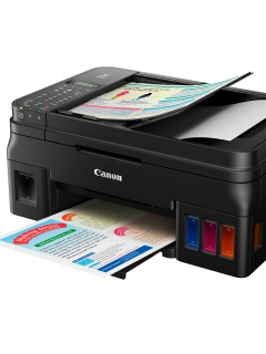 Canon introduces new PIXMA Ink Efficient G4000 printer