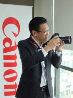 Andrew Koh of Canon Marketing Malaysia shares his vision for the company
